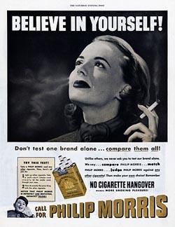 Bernays cigarrillos
